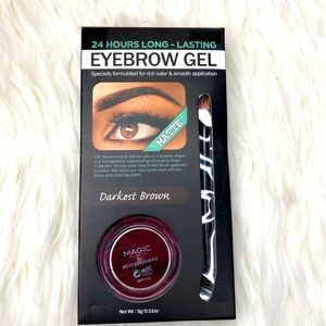 24 hour lasting eyebrow Gel